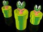 3-D Super Mario Bros. - Piranha Plant
