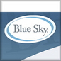 Blue Sky Studios logo trademark icon
