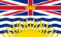 British Columbia -BC- Flag