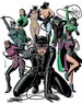 The Many Faces of Catwoman Comics