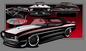 The Intimidator '69 Series 3 Camaro