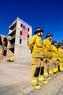 Fire Academy Cadets, Anaheim, CA