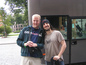 "Hanging with Ron ""Bumblefoot\"" Thal from Guns N\'"