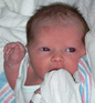 Hope Lillian Whitlock born March 5, 2007, at 1:11