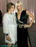 Jennifer Lopez and Jenny McCarthy at Elle\'s Women