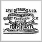 Levi Strauss logo trademark icon
