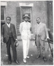 Marcus Garvey and the King of Dahomey