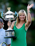 Maria Sharapova, the Champion
