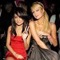 Paris and Nicole Ritchie at VS Fashion Show