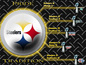 STEELERS WIN 6TH SUPERBOWL