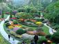 Sunken Gardens, Butchart Gardens, Victoria, Britis