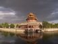 Sunset at the Forbidden City