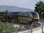 Star Trek Monorail car