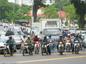 Traffic scene KL