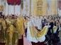 Wedding of Nicholas II and Alexandra Feodorovna.
