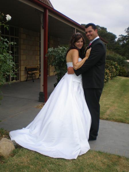 Adrian & Sharon