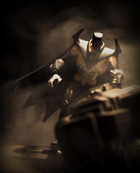 Batman - Knightfall