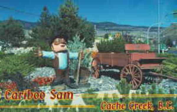 Cariboo Sam