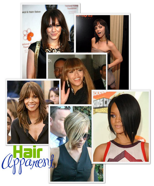 modern medium hairstyles. Celebrity Hairstyles Classic Cool.