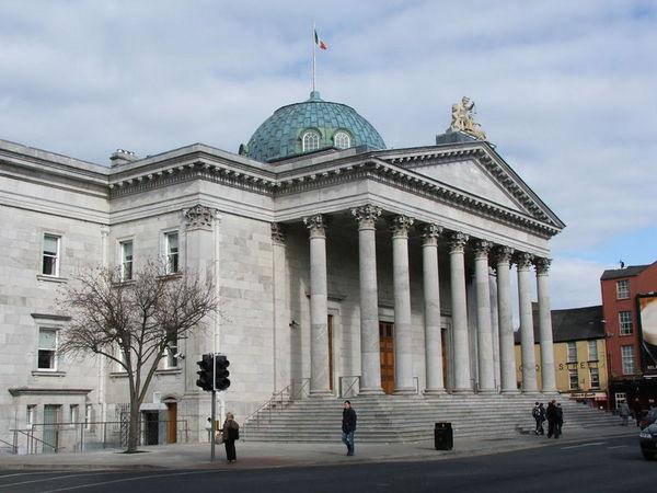 Cork court house