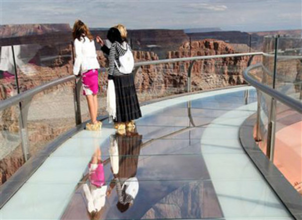 Grand Canyon West - Skywalk