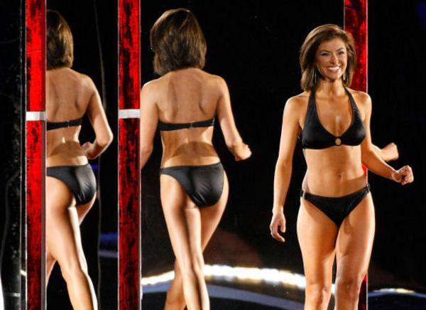 Miss america katie stam bikini