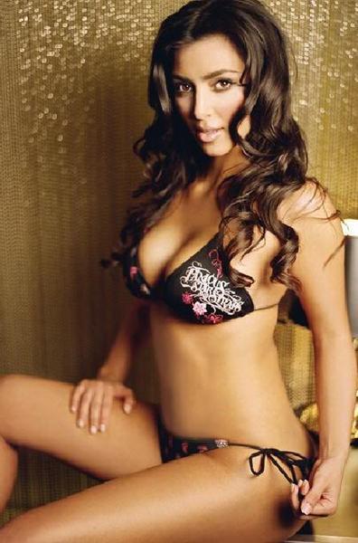 kim kardashian naked pics