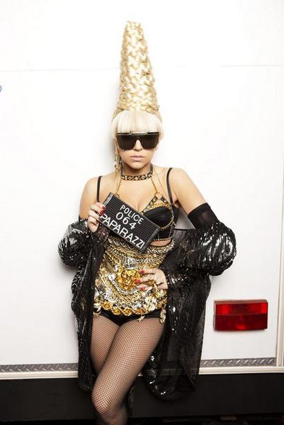 Lady Gaga Photo Paparazzi