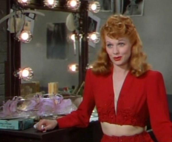 Lucille Ball in \