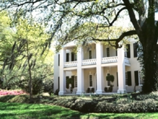 Monmouth Plantation - Natchez MS - Rustic Wedding Guide