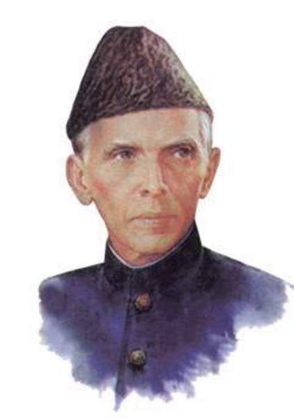 Quaid-i-Azam Mohammad Ali Jinnah,