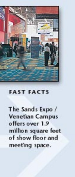 Sands Expo Convention Center-Las Vegas