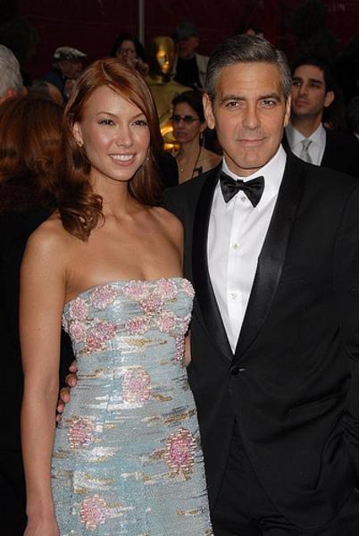 Sarah Larson & George Clooney