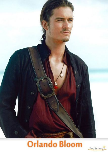 Orlando Bloom most recently appeared in the sequels Pirates of the
