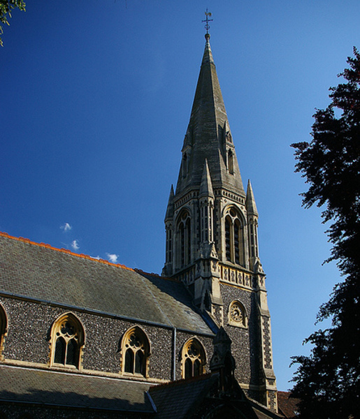 St. Andrew\'s Church, Hertford