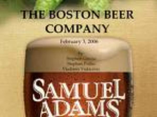 The Boston Beer Company - Corporate Office of Samuel Adams Image ...