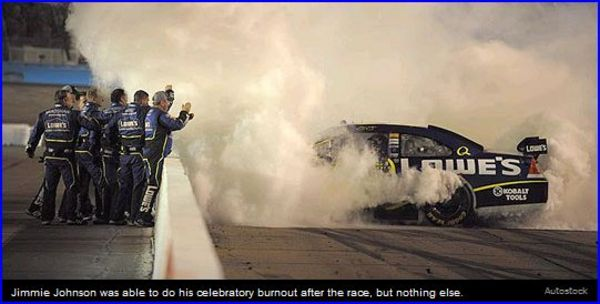 Jimmie Johnson Wins 04/12/2008