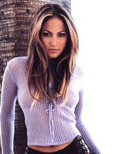JLo.com, Jennifer Lopez,Nude