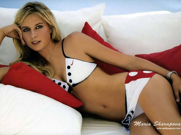 maria sharapova tennis star. Maria Sharapova is a Russian