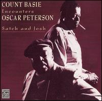 """Song """"S & J Blues"""" from album """"Count Basie Encounters Oscar Peterson"""""""