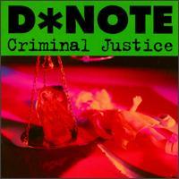 "Song ""V"" from album ""Criminal Justice"""
