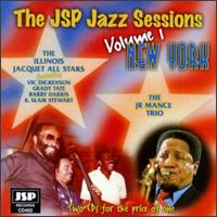 """Song """"G Baby"""" from album """"JSP Jazz Sessions, Vol. 1: New York"""""""