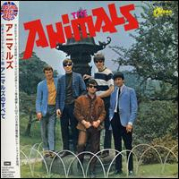 The Animals - Artist information on Weblo Music