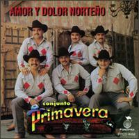 Amor y Dolor Norteno 4908861dbebc4 Conjunto Primavera Discografia