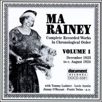 Complete Recorded Works, Vol. 1 (1923-1924)