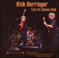 Live at Cheney Hall
