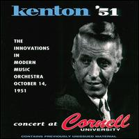 Live at Cornell University, 1951