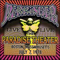 Live at the Paradise Theater Boston, Massachusetts: July 7, 1978