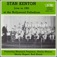 Live in 1951 at the Hollywood Palladium, Vol. 1