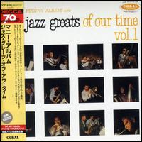 The Jazz Greats of Our Time, Vol. 1